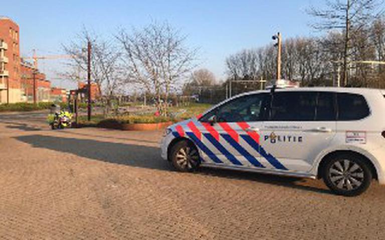 Geen treinen tussen Groningen en Assen door aanrijding.