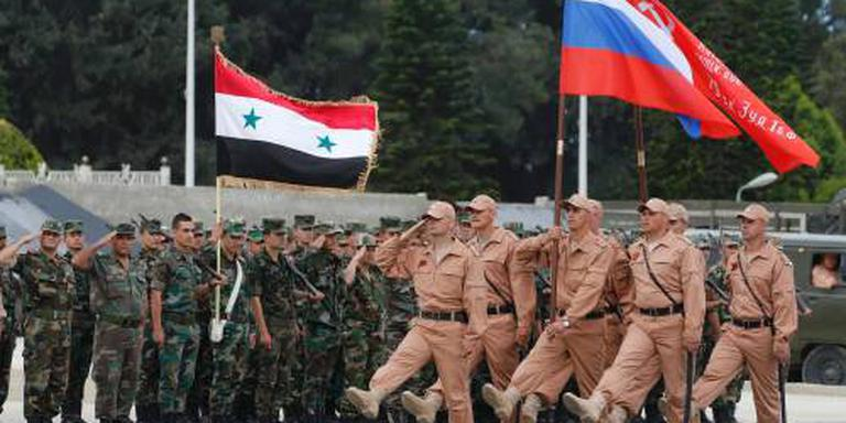Moskou meldt aanval chemische wapens rebellen