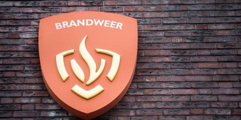 Flat Leeuwarden deels ontruimd wegens brand