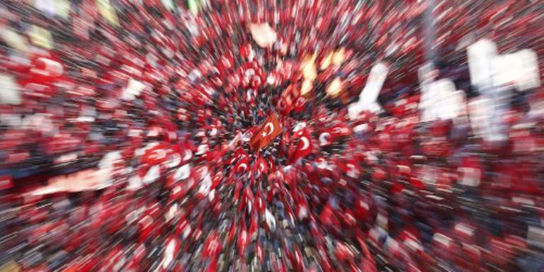 Hof: geen video's uit Turkije bij demo Keulen