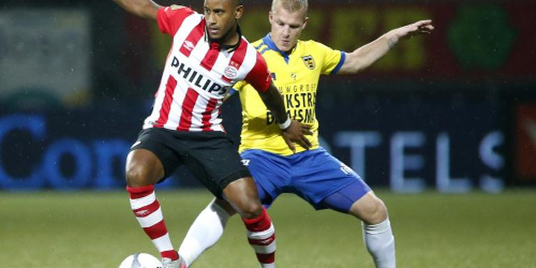 PSV met Isimat en Narsingh, Willems op bank