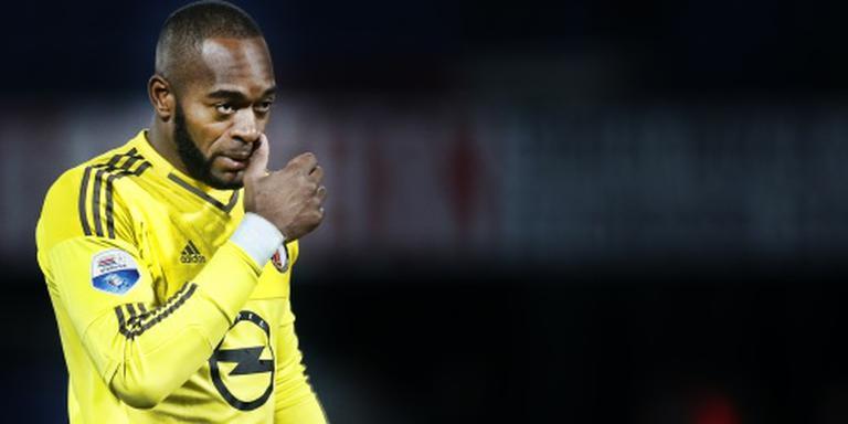 Vermeer twee jaar langer bij Feyenoord
