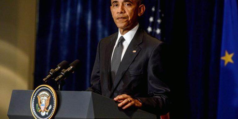 Obama ontdaan over schietpartij