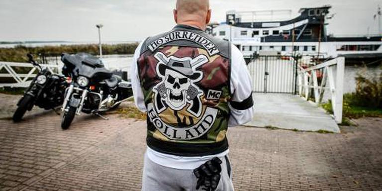 Cel motorclubleden om geweld tegen clubgenoot