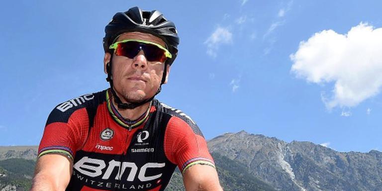 Gilbert fietst Amstel Gold Race