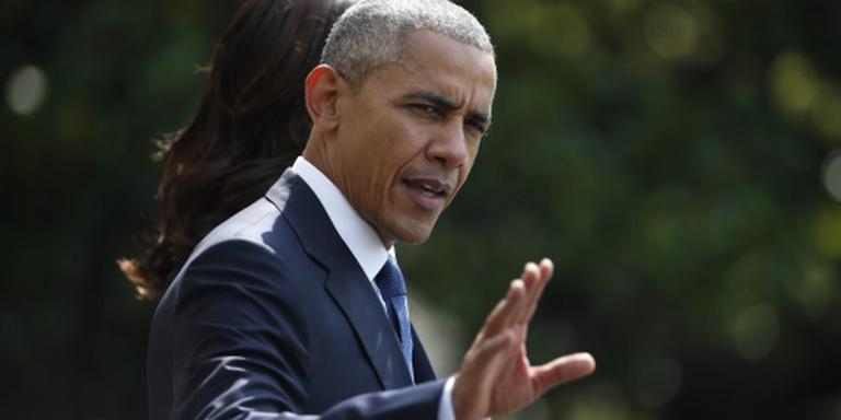 Obama bij herdenking Dallas