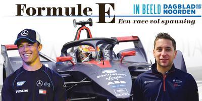 In Beeld: Formule E.