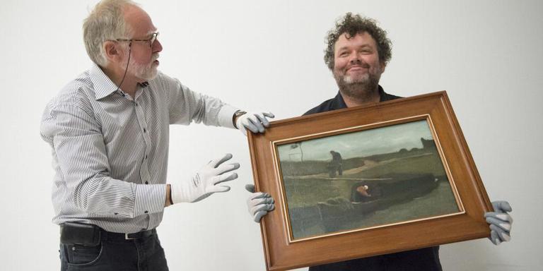 Van Gogh in tentoonstelling Lohues