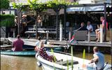 Muziek op de Steigers tovert de oevers van de Grote Rietplas in Emmen om tot coronaproof festival: 'Mensen zitten écht op een feestje te wachten'