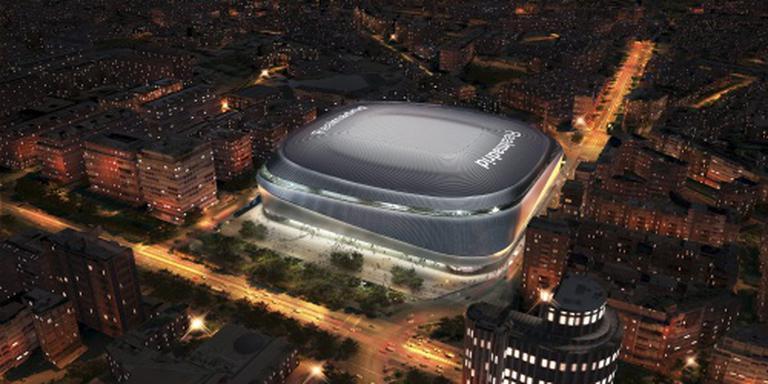 Bernabéu krijgt uitschuifbaar dak