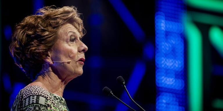 PvdA Europa dient klacht in over Kroes