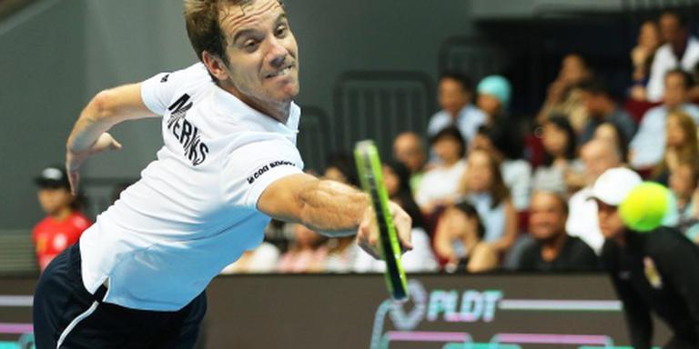 Gasquet zegt Australian Open af