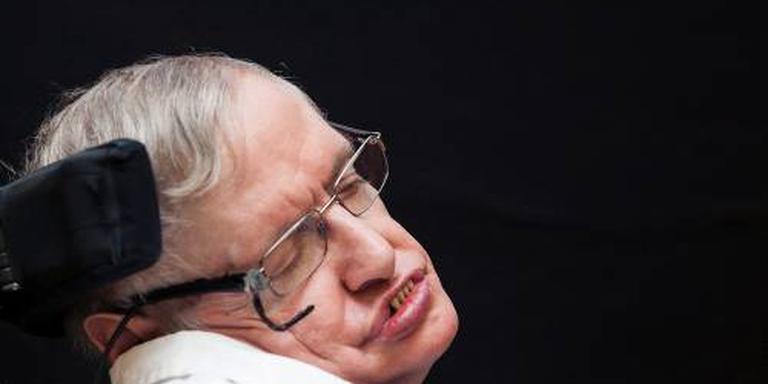 'Hawking was inspirerende figuur voor velen'