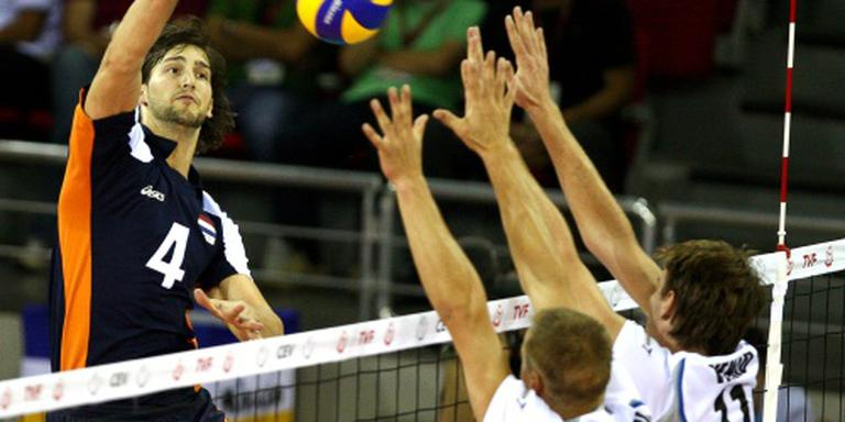 Volleyballer Horstink is er klaar mee