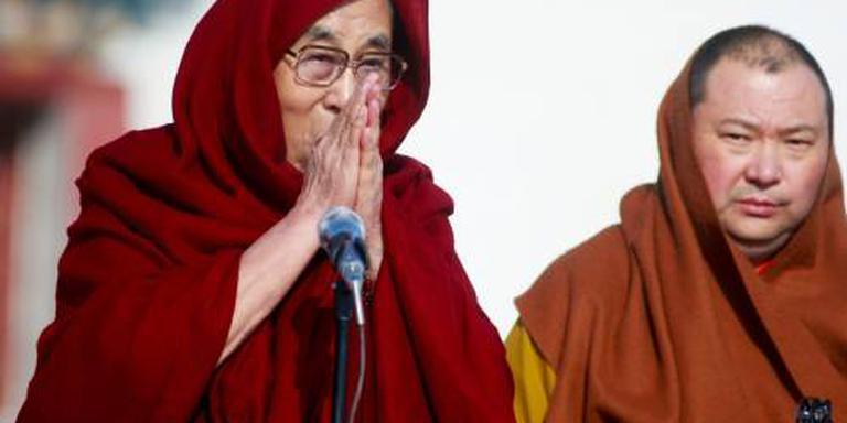 Dalai lama wil Trump ontmoeten