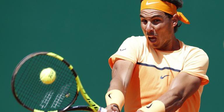 Nadal pakt negende titel in Monte Carlo