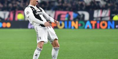 Ronaldo kan gewoon meedoen tegen Ajax