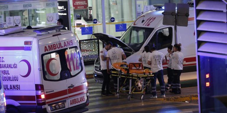 Zeker 60 gewonden bij aanslag Istanbul