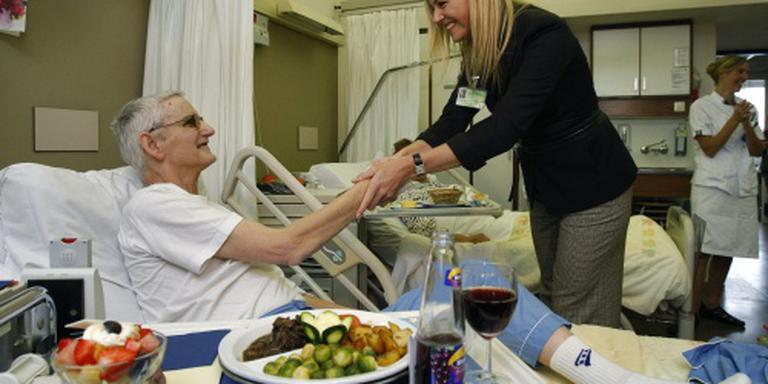 Meer aandacht voor voeding in ziekenhuizen