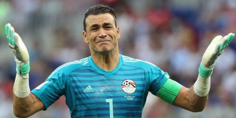 Egyptische doelman El Hadary (45) stopt