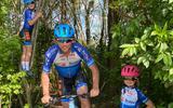 Mountainbiken is hot onder jongeren. De groeispurt leverde WSV Emmen een eigen jeugdtak op