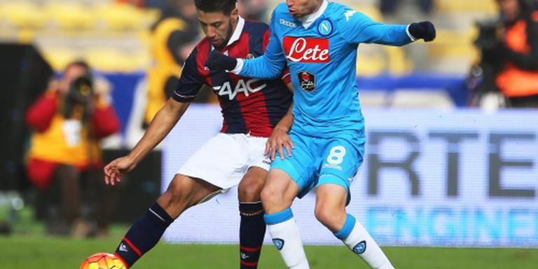 Napoli verlengt contract Jorginho