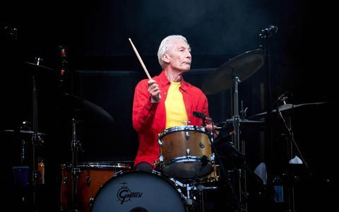 Rolling Stones-drummer Charlie Watts (80) overleden