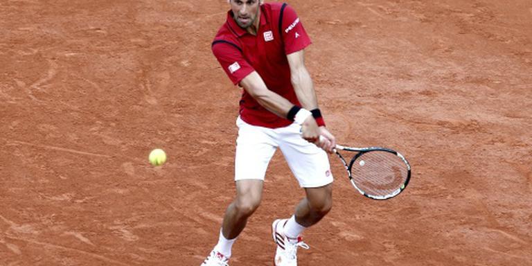 Djokovic soepel vierde ronde in