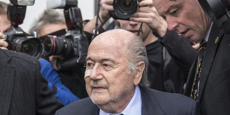 Blatter: Infantino waardig opvolger