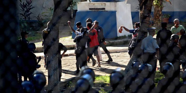 Bloedige veldslag in gevangenis Guatemala