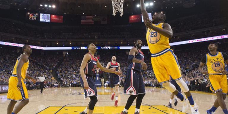 Warriors naderen weer een record