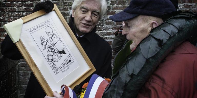 Jan Uitham voor altijd schaatser met gouden randje