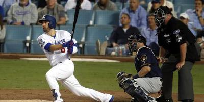 Dodgers trekken stand gelijk tegen Red Sox