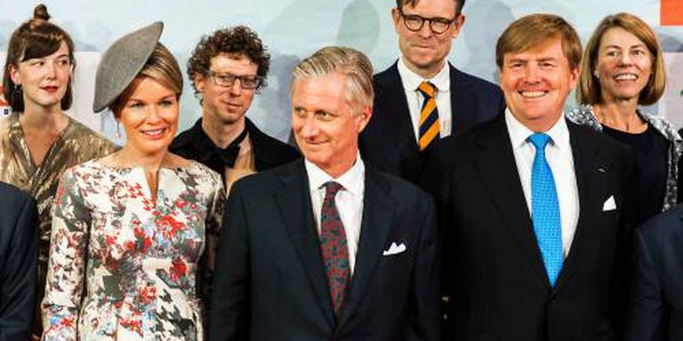 Nederlands-Vlaams getinte Buchmesse geopend