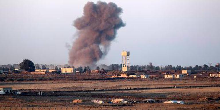 Veel doden door ontploffing wapendepot Syrië