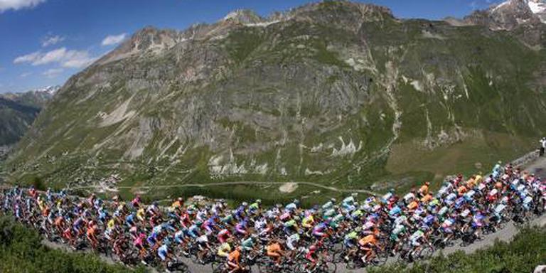 Tour de France 2017 twee keer door de Alpen