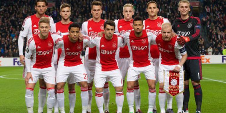Ajax zonder Younes richting De Graafschap