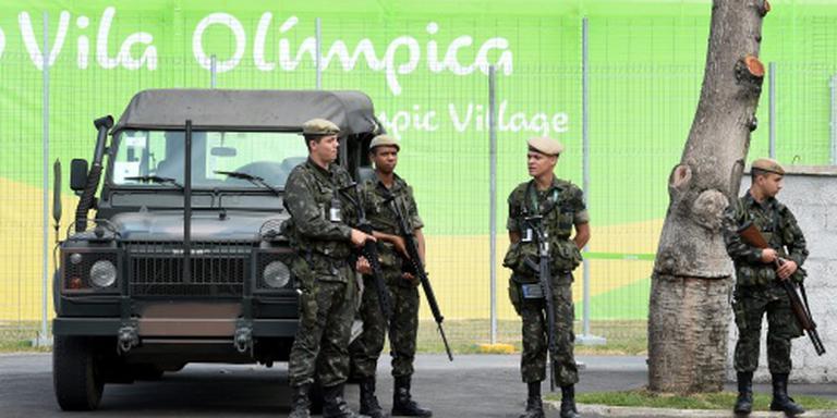 Australische sporters bestolen in Rio