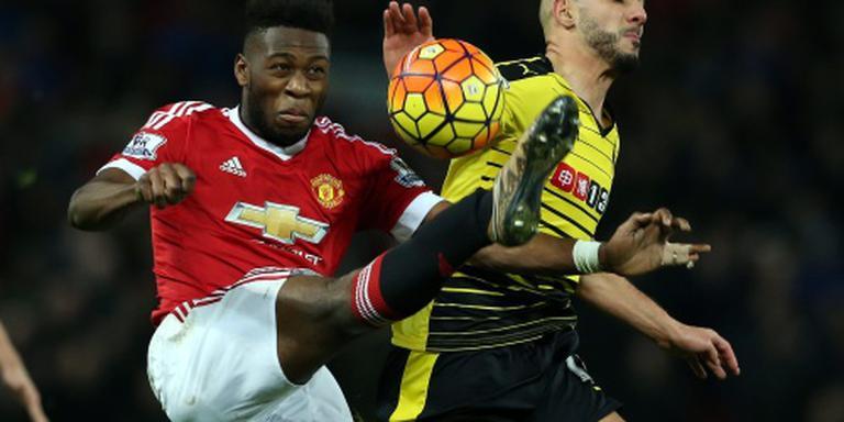 Fosu-Mensah krijgt kans bij Manchester United
