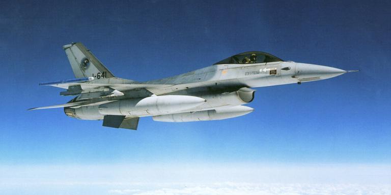 Lucht- en Landmacht oefent in en boven Marnewaard