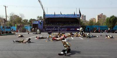 Iran roept ambassadeurs op matje na aanslag