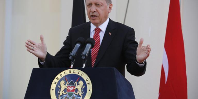 Erdogan wil toch bouwen in Gezipark