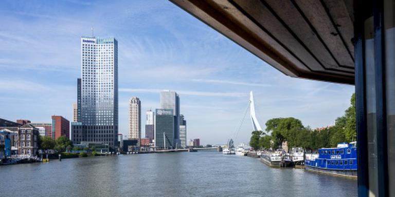 Rotterdam wil 2 nieuwe bruggen