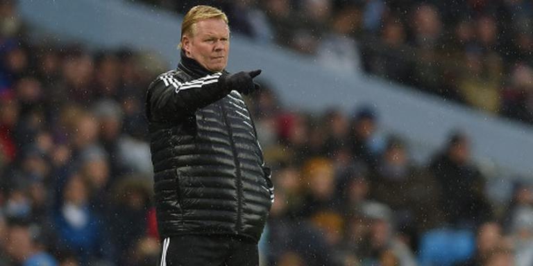 Southampton rekent op langer verblijf Koeman