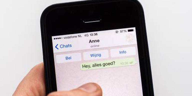 WhatsAppgroep vormt ogen en oren van buurt