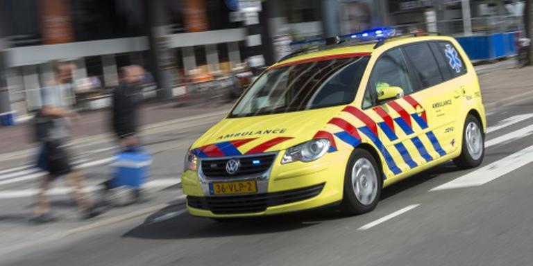 Dode en twee gewonden door ongeval in Utrecht