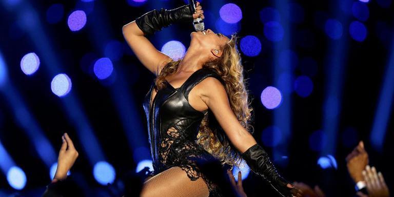 Beyonce verovert Super Bowl met optreden