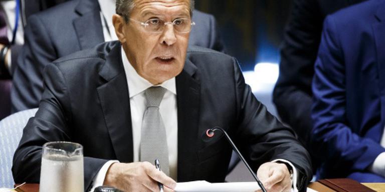 Rusland ziet beleid VS als bedreiging