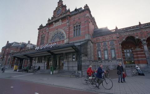 Spoorlijn Leeuwarden-Groningen 150 jaar oud