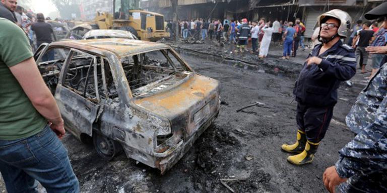 Dodental aanslag Bagdad loopt op naar 250